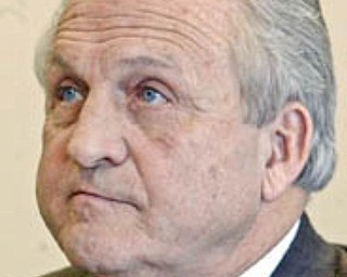 <b>Former Trumbull Commissioner James Tsagaris</b>