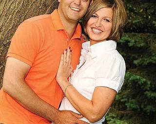 Drew Hummer and Lindsay Keller