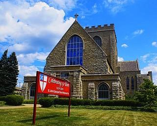 St. John's Episcopal Church on Wick Avenue in Youngstown.