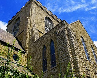 St. John's Episcopal Church on Wick Avenue in Youngstown.