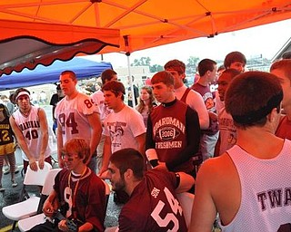 Blitz Tailgate Party - Mooney at Boardman, August 28, 2009