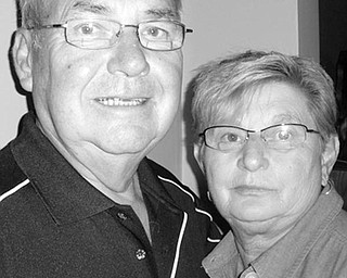 Mr. and Mrs. Ronald Mathews