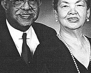 Mr. and Mrs. William L. Ash Jr.