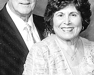 Mr. and Mrs. Fred Cleary