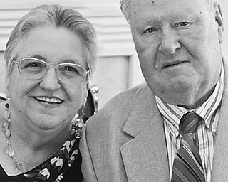 Mr. and Mrs. David John