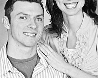 Tyler Stanton and Melissa Kolat