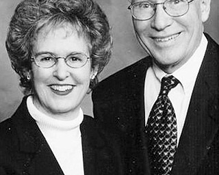 Mr. and Mrs. John Scotford