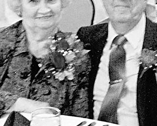 Mr. and Mrs. James Dunn Sr.