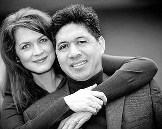 Cynthia McKay and Benjamin Abalos
