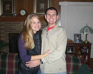 Joshua Clegg of Newton Falls and Stephanie Grenert of Wooster got engaged and will be married June 26.