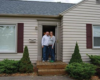 Monica and Scott Craven of Boardman have had a really good 2009. They bought our first house and we are expecting their first child on Dec. 13.