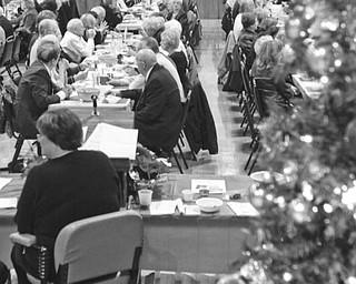 The Vindicator/Lisa-Ann Ishihara-- American Slovak Cultural Association will have a vilija (traditional Slovak Christmas Eve meal) at St. Matthias Church Father Snock Parish Center Sunday December 13, 2009