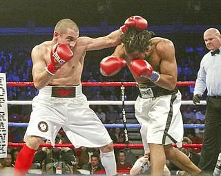 Jake Giuriceo vs. Henri White