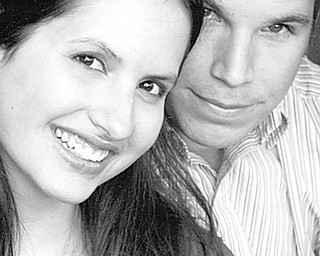 Christina Richards and Sean McHenry