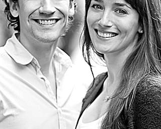 Dr. Ryan Kaple and Ciara Dockery