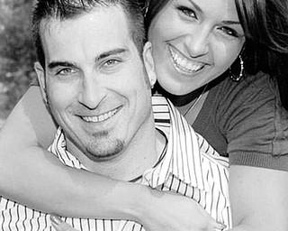 Christopher Raymond and Jennifer Garczewski