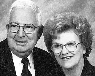 Mr. and Mrs. Gerald L. Fennell