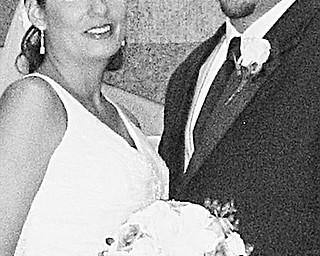 Melissa Palumbo and Ryan Caesar