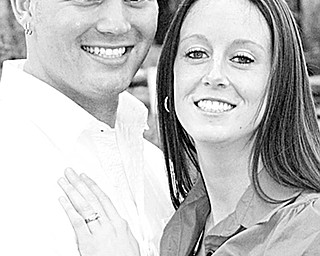 Matthew Hoskins and Stacey Alexander