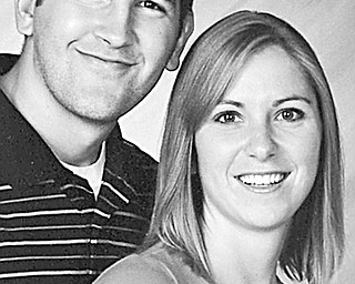 Matthew Speece and Kimberly Morrison