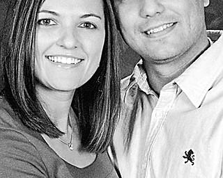 Katrina Porter and Brandon Massullo