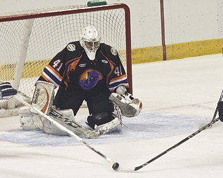 Youngstown Phantoms vs Sioux Falls Stampede at Covelli Centre, Friday January 29, 2010.