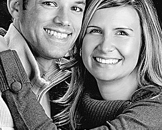 Justin Bise and Heather Fill