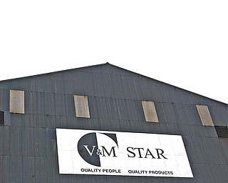 ALREADY OPERATING: This is the site of V&M Star Steel's current mill on Martin Luther King Jr. Boulevard in Youngstown. The mill also is near the city of Girard.