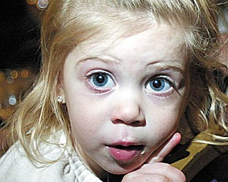 1 -year-old Olivia Reichard of Youngstown is one of the 2010 MOD Mahoning Valley ambassadors.