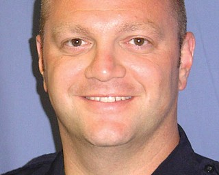 Canfield Chief of Police Chuck Colucci