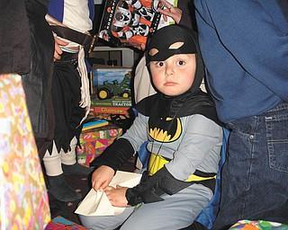 Teri Cecil sent this picture of her grandson, Logan Pittman..