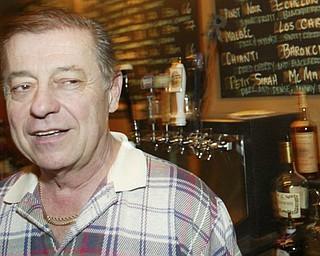 Rosetta Stone owner Charles Sop in his establishment on Feb. 26, 2010.