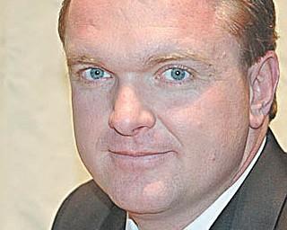 YSU Head Football Coach Eric Wolford