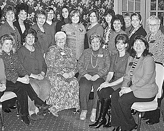 """The Vindicator Working to ensure the success of the """"Taste of Trumbull"""" fundraiser at 6:30 p.m. April 28 at Candlelite Knolls in Cortland are these members of Warren Junior Women's League."""
