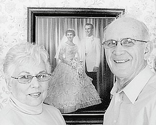 Mr. and Mrs. John Saunders Jr.