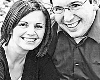 Elizabeth Kovac and John Blystone