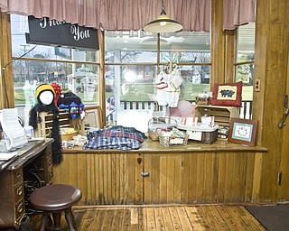 Lisa-Ann Ishihara   The Vindicator ----Various local crafts can be found for sale at The Greenford Cupboard, located on the corner of Route 165 and Lisbon Road.