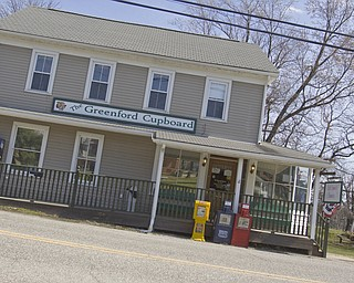 Lisa-Ann Ishihara | The Vindicator ---- The Greenford Cupboard located on the corner of Route 165 and Lisbon Road