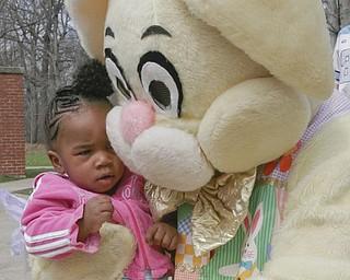 Wick Park Easter egg hunt.