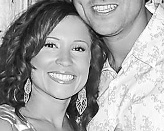 Rachel Marafiote and Jacob Rafeedie