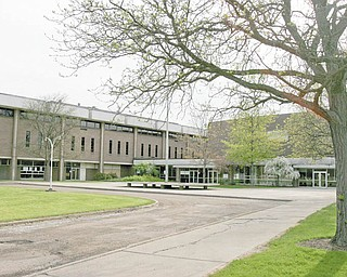 This 43-year-old building on Loveless Avenue Southwest in Warren that for many years was Warren Western Reserve High School is expected to be demolished this summer.