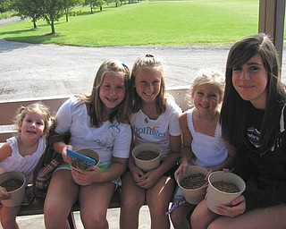 This picture was taken at the Wagon Trails Animal Park in Vienna during the cousins' annual trip there. Included are, from left, Camie Dill of Canfield, Amanda Zupko of Campbell, Megan Costantino of Austintown, Alyssa Dill of Canfield and Brittaney Zupko of Campbell.