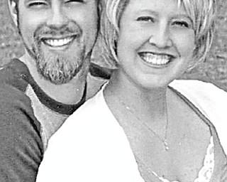 Adam Harper and Lindsey McCauley