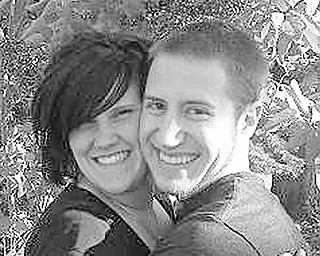Krysta Walter and Ryan Crooks