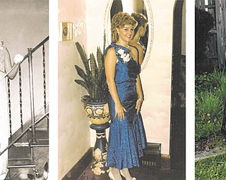 Here are three generations of girls going to the prom. From left, grandmother is Sue Bradford (1967), daughter is Dawn Ingram(1986) and granddaughter is Kyrstin Bradford (2010). All are of Struthers.