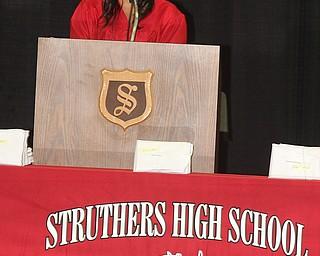 Struthers High School 2010 graduation.