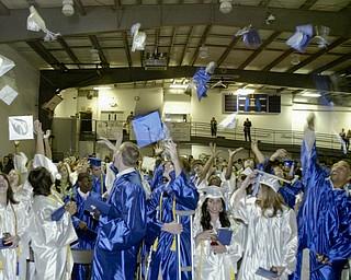 Youngstown Christian School Graduation 2010.