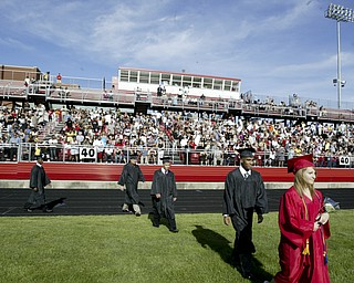 Chaney HS graduation 2010.