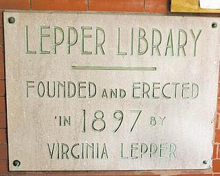 Lisbon's Lepper Public Library