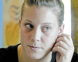Katie Smolskis, friend of motorcyclist killed in weekend crash, talks about her loss.